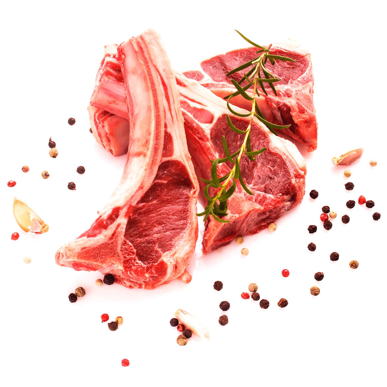 Jehněčí maso - kotlety