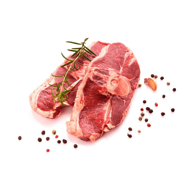 jehněčí maso - krkovice