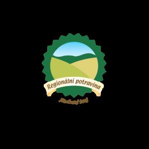ocenění Statek Horní Dvorce: logo Regionální potravina